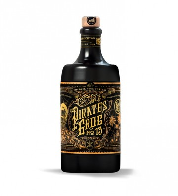 PIRATE'S GROG NO.13 - 70cl...