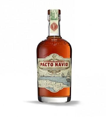 PACTO NAVIO - 70cl / 40%