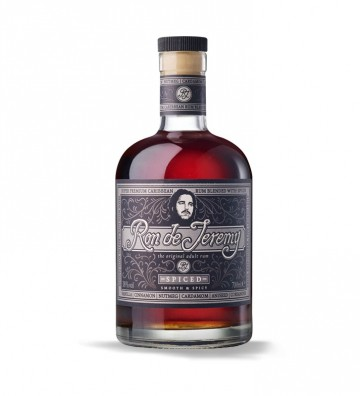 RON DE JEREMY SPICED - 70cl...