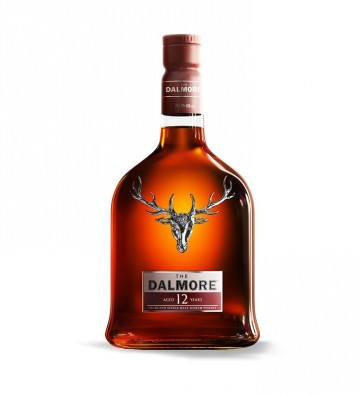 DALMORE 12 ANS - 70cl / 40%