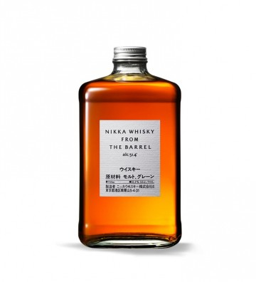 NIKKA FROM THE BARREL -...