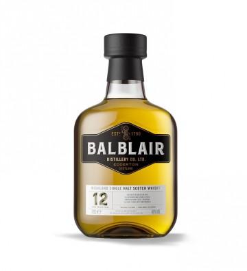 BALBLAIR 12 ANS - 70cl / 46%