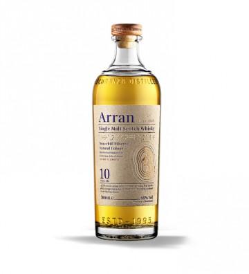 ARRAN 10 ANS - 70cl / 46%