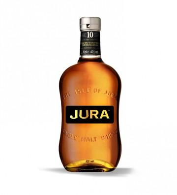 JURA 10 ANS - 70cl / 46.3%