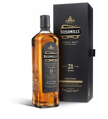 BUSHMILLS 21 ANS - 70cl / 40%