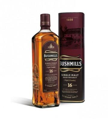 BUSHMILLS 16 ANS - 70cl / 40%