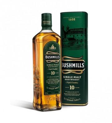 BUSHMILLS 10 ANS - 70cl / 40%