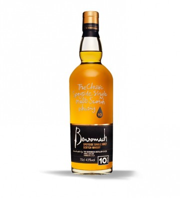 BENROMACH 10 ANS - 70cl / 43%