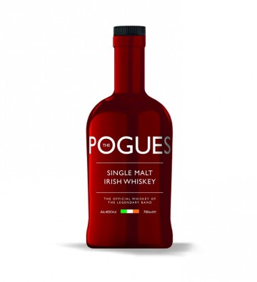 THE POGUES SINGLE MALT -...