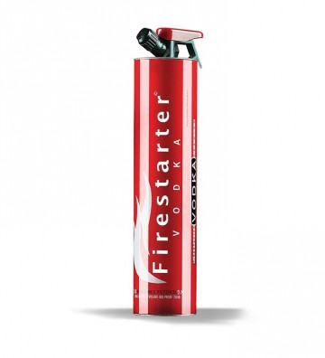 FIRESTARTER VODKA - 70cl / 40%
