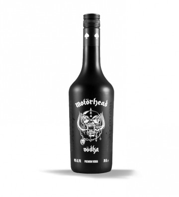 MOTORHEAD VODKA - 70cl / 40%