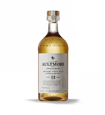 AULTMORE 12 ANS - 70cl / 46%
