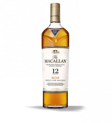 MACALLAN 12 ANS TRIPLE CASK...