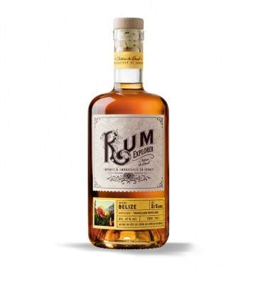 RUM EXPLORER BELIZE - 70cl...