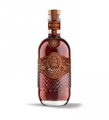 BACOO 11 ANS - 70cl / 40%