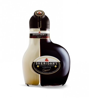 SHERIDAN'S COFFEE LIQUEUR -...